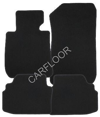 NF Velours schwarz Fußmatten passend für Seat Arosa 6H 6HS Bj 97-04