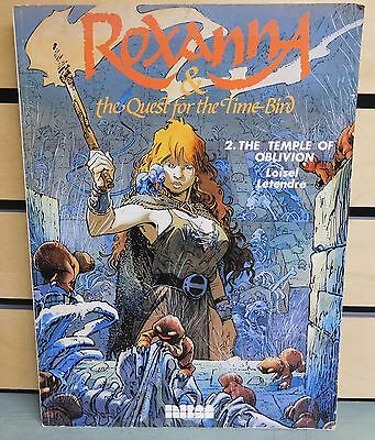 ROXANNA & the Quest for Time-Bird Graphic Novel (DH1199)
