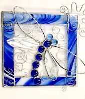 Dragonfly Stained Glass Class
