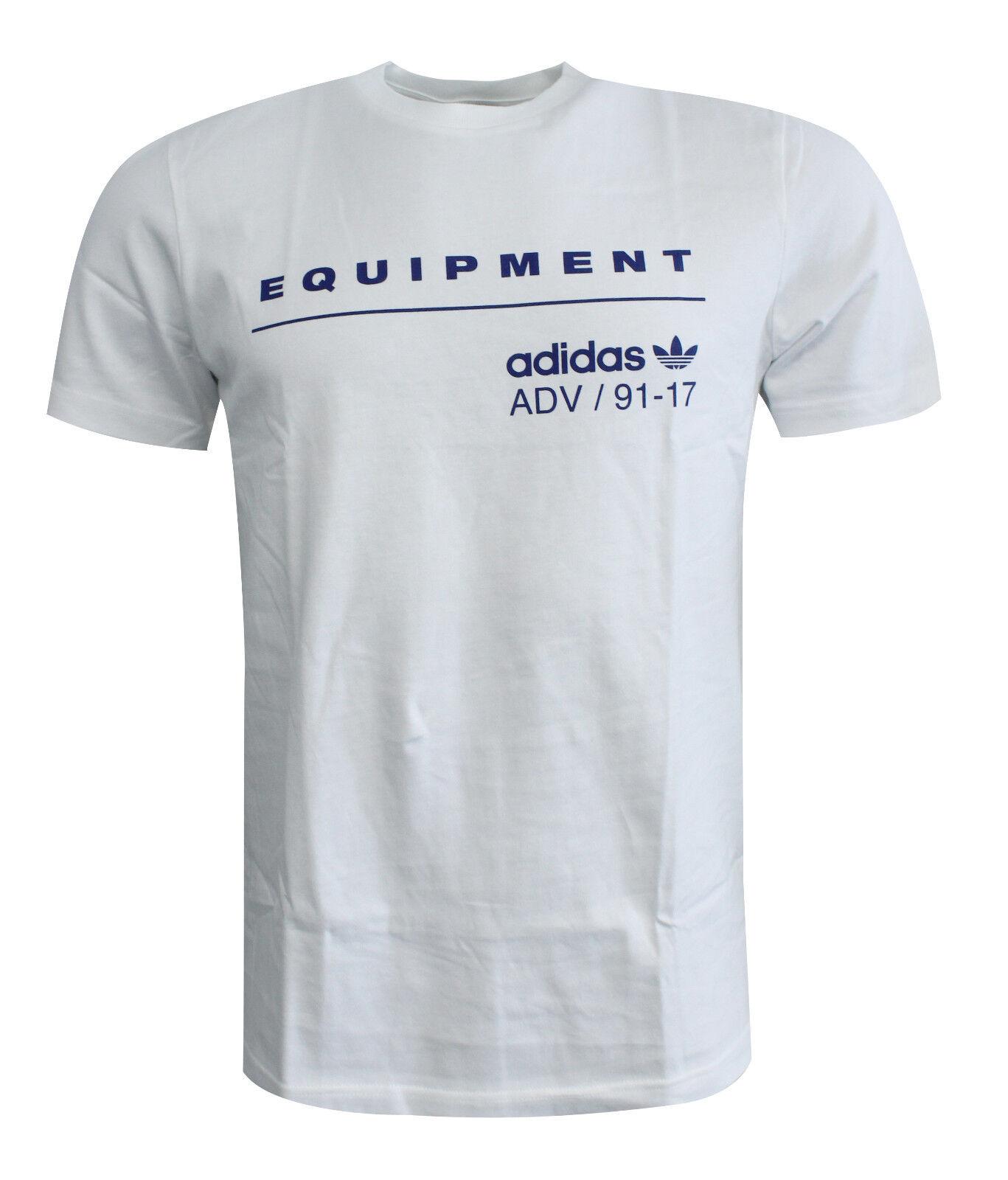 c93897aa Pdx Adidas Corta Estampado Blanca Clásico Manga Top Camiseta Hombre 54jLRA