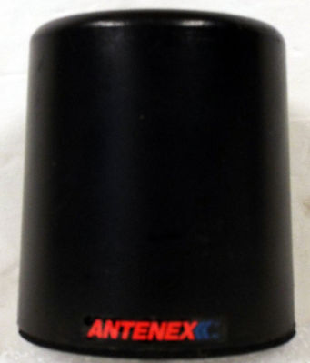 1 NEW ANTENEX TRABT1420 PHANTOM ANTENNA LOW PROFILE BLACK 142-160 MHz