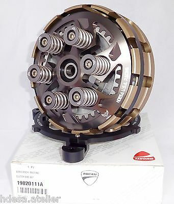 Ducati Dry Clutch hub Kit Gunmetal Clutch Kit HDESA