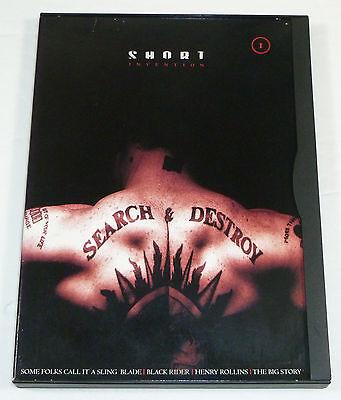 Short Cinema Journal 1 1   Invention  Dvd  1999  Short Award Winning Films