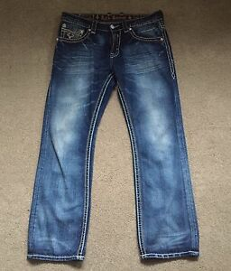 "Rock Revival Jeans 36"" waist"