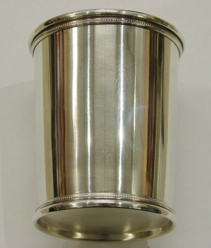 David M. Brundage Sterling Silver Julep Cup -Rare from Wakefield-Scearce Gallery