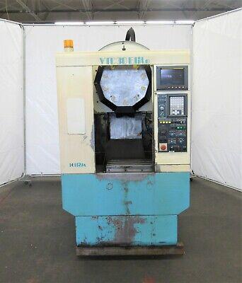 Kira Vtc 30 Elite 3 Axis Cnc Machining Center Id M-093