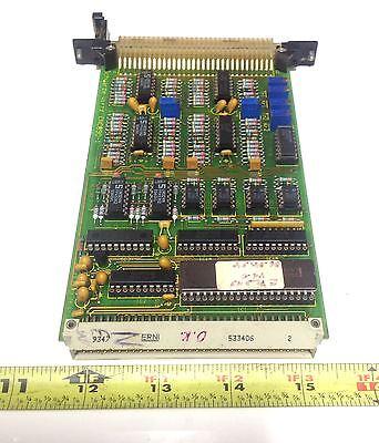 Schwarze Wirtz Control Board Cnc890-1