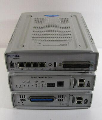 Nortel Bcm50 2.0 Business Communications Manager Digital Trunk Interface Dsm 16