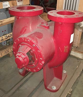 Bell Gossett Vsx Series Doulbe Suction Split Case Pump 6 X 8 X 10.5 Wet End