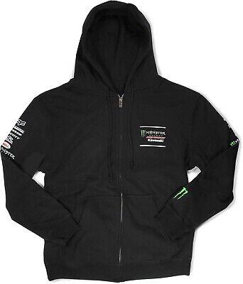 Pro Circuit 2019 Team Full Logo Zip-Up Hoody  - Mens Sweatshirt Team Logo Hoody