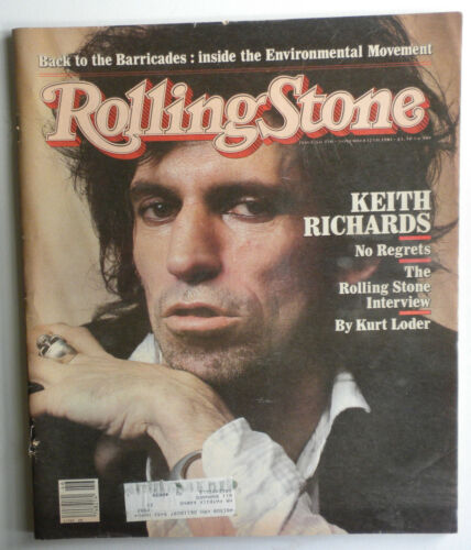 Rolling Stone Lot Rolling Stone Magazine Mick Jagger Keith Richards lot of 11