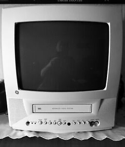 TELEVISION With Built in VCR .