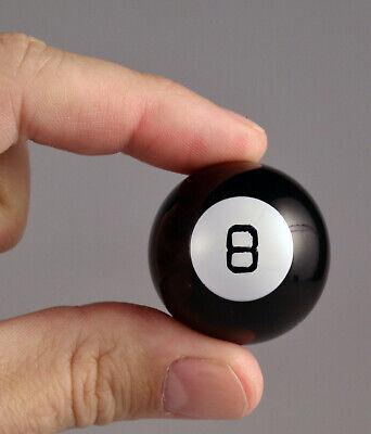World's Smallest Magic 8 Ball Turntable Polaroid Gloworm Lite Brite Mini Toy - Mini Magic 8 Ball