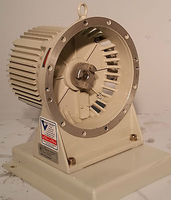 Edwards Gvsp30esdp30 3-phase Dry Scroll Motor Certified By Vac-tech Inc.