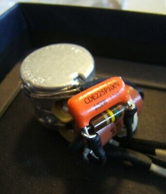CH16020 BLENDER 5 WAY STRAT PRE WIRED KIT WITH JUPITER CAPACITOR