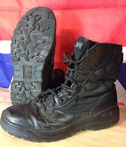 Genuine-British-Army-MAGNUM-Black-Assault-Combat-Boots-Grade-1-Various-Sizes