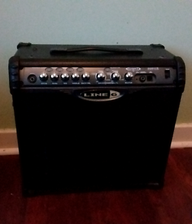 Line 6 amp     negotiable