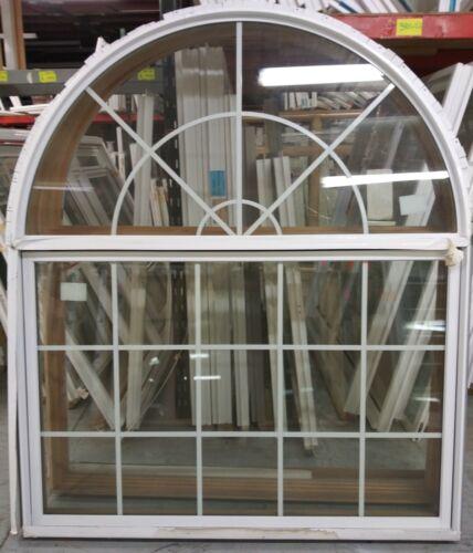 Large radius top window