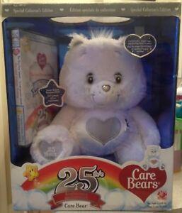 Care Bears 25th Anniversary Bear & DVD