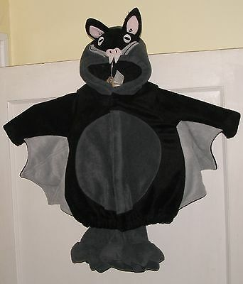 Old Navy Bat Halloween Costume Boy Girl Size 6-12 Months New w/ Tags Repaired - Old Navy Girl Halloween Costumes