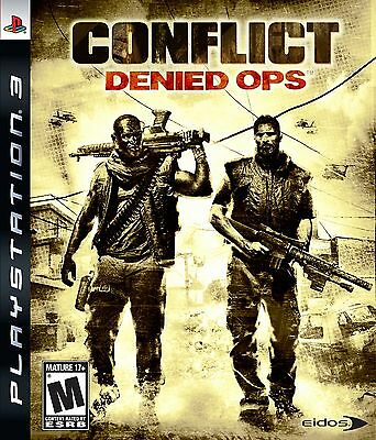 Conflict Denied Ops PS3 - LN for sale  Shipping to Nigeria