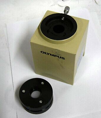Olympus Imt-2 Microscope Intermediate Tube W Condenser