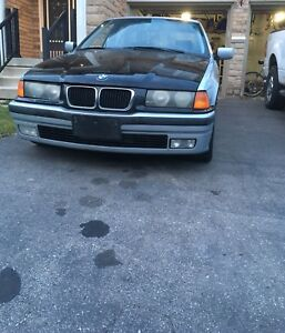 Very clean 1998 bmw e36 328i manual