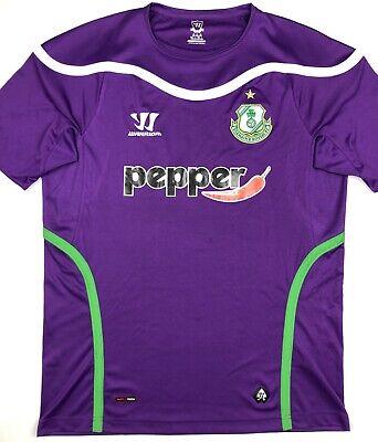 Warrior SHAMROCK ROVERS 2015 M Third Soccer Jersey Football Shirt Ireland Hoops image