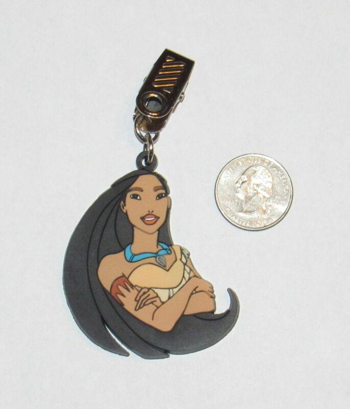 Pocahontas vinyl figure Clip-ons Applause Disney rare native American