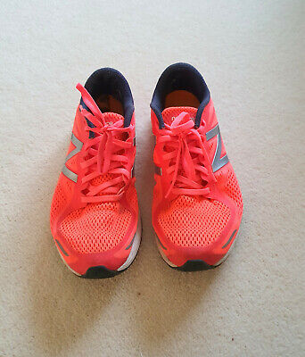 New Balance Coral Orange Trainers Size 6 Running Gym Yoga Exercise for sale  Shipping to Nigeria