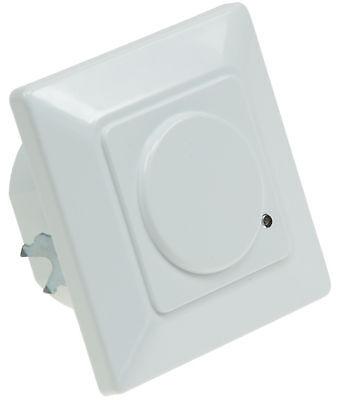 HF Bewegungsmelder 160° Unterputz LED geeignet 5,8Hz max.15m 1200W weiß IP20