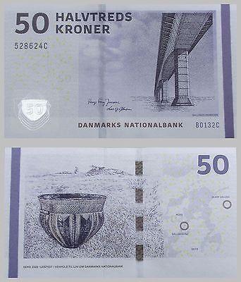 Dänemark / Denmark 50 Kroner 2013 p65f unz.