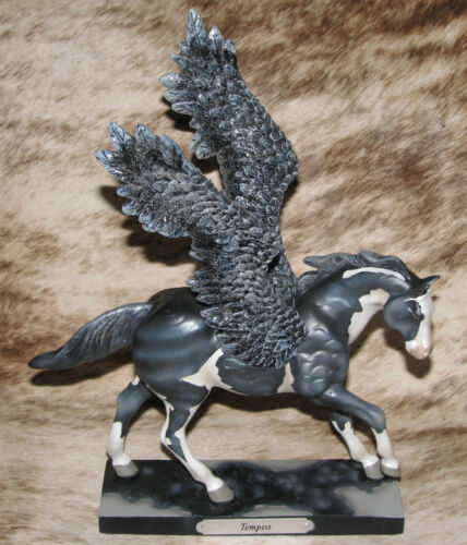 TRAIL OF PAINTED PONIES Tempest 1E/2882~Collaboration Collection~Pegasus Horse~