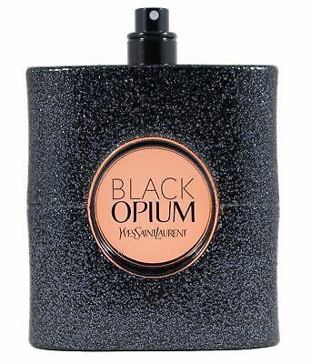 Black Opium by Yves Saint Laurent 3.0 oz EDT New Tstr Box Spray for (Black Opium Yves Saint Laurent For Men)