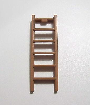 Playmobil (j235) epoque 1900 - echelle marron lits superposés chambre 5311