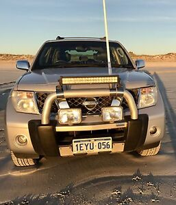 2006 Nissan Pathfinder Ti 4x4 Broome Broome City Preview