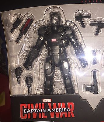 "WAR MACHINE LOOSE Target Exclusive Marvel Legends Captain America Civil War 6"""
