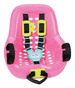 Baby Born-Puppen Zapf Creation 823712 Baby Born Play&Fun Fahrradsitz günstig kaufen