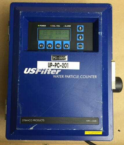 WPC-1028 USFilter Stranco Products Water Particle Counter