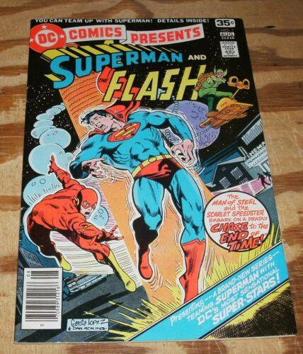 DC Comics Presents 1 vf+