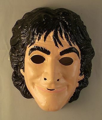 Robin Williams Vintage Early 1980s Mork Plastic Mask - Mork and Mindy  - Mork Mindy Halloween