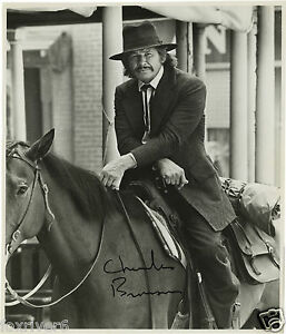 CHARLES-BRONSON-Signed-Photograph-Film-Star-Actor