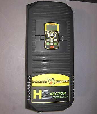 Baldor Vs1gv440-1b 40hp 480vac Vector Drive Inverter Motor Control