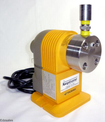 Tacmina PZi4-31-SS Solenoid Driven Metering Pump 0.44G/H 220psi