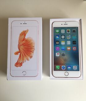 iPhone 6s Plus 32gb Rose Gold Unlocked in Great Condition