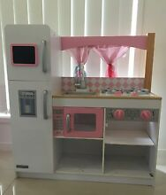 Children's kitchen with food. Thornlands Redland Area Preview
