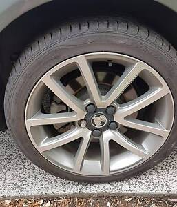 """Holden Commodore VE SS / SSV 19"""" Wheels Tyres off Ute Wollongong Wollongong Area Preview"""