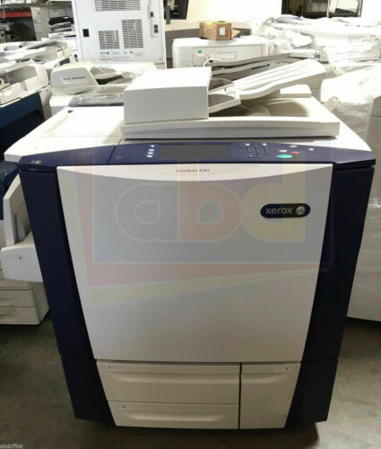 Xerox Colorqube 9302 A3 Color Solid Ink Copier Printer Scanner 55 Ppm 9301 9303