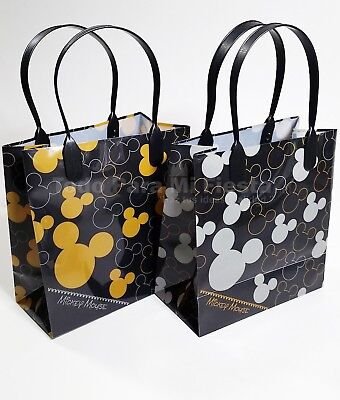 Mickey Party Favors Bags Mickey Mouse Candy Bags Mickey Bolsas Dulces - Mickey Mouse Party Supply