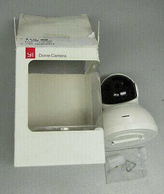 YI Dome Camera 720p HD Indoor Pan/Tilt/Zoom Wireless IP Security Surveillance